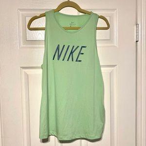 Nike workout tank top